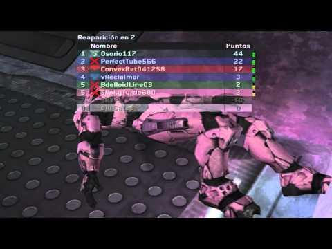 Halo 2►Partida Con Escopeta y Espada