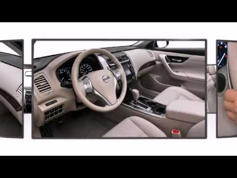 2013 Nissan Altima Video