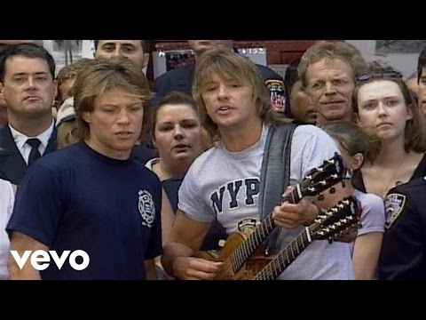 Bon Jovi - America The Beautiful