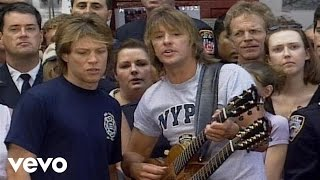 Watch Bon Jovi America The Beautiful video