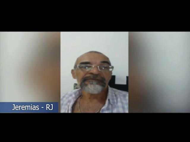 Amigos do Papo: Jeremias - RJ