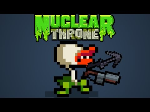 New HYPER Crystal [Plant] - Nuclear Throne Daily (PC)  Episode 58