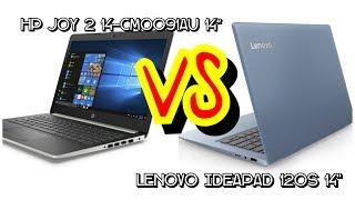 Membandingkan Notebook murah lenovo ideapad 120s dan hp joy 2