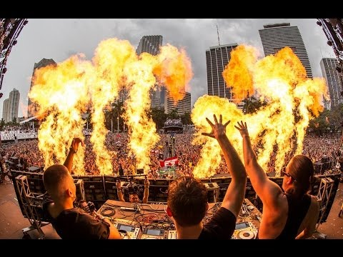 Dimitri Vegas, Martin Garrix & Like Mike - Tremor - Live At Ultra 2014