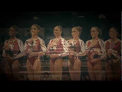 Gabrielle Douglas - THROUGH THE LIMIT