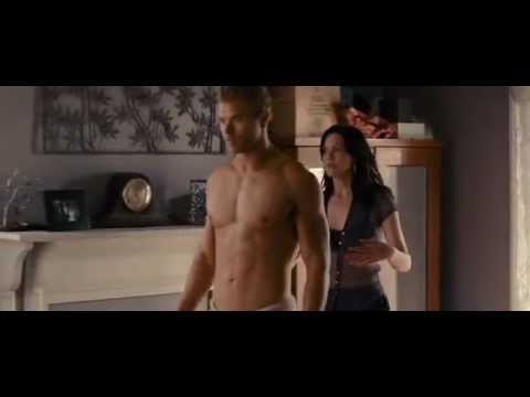 "Kellan Lutz shirtless in ""Love, Wedding, Marriage"""
