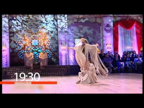 2012-11-18 - Kviečiu šokti. Pažadinta aistra - šokiai be taisyklių