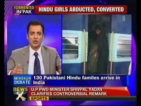 NewsX@9: Pakistani Hindus seek asylum in India - NewsX