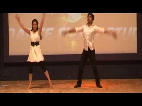 abhi mujh me kahiagneepath heart touching contemporary Dance  Kunal & Tanvi Dance floor studio