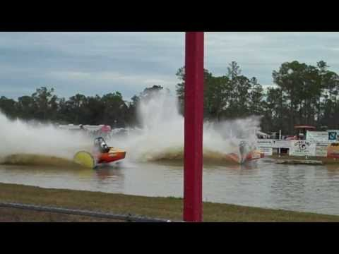 Florida Sports Park Swamp Buggy Races 2014