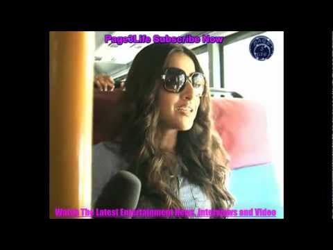 VIDYA BALAN PROMOTE MOVIE KAHANI BY BUS IN MUMBAI