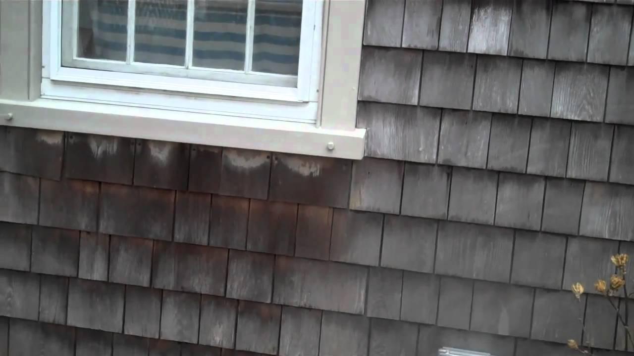 Nantucket Homes Cedar Siding Near The Ocean Youtube