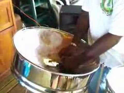 The Sound of the Caribbean: Steel Drums in St. martin Video