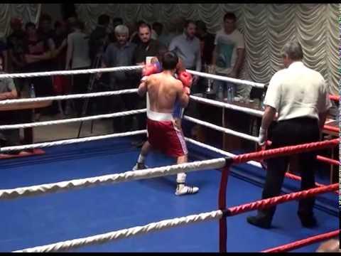 Бокс(спарринг профи). Рамиру Жуштину vs Ильгар Гасанов