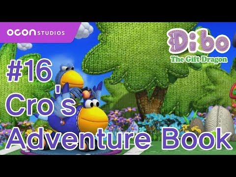 [ocon] Dibo The Gift Dragon Ep16 Cro's Advanture Book ( Eng Dub) video