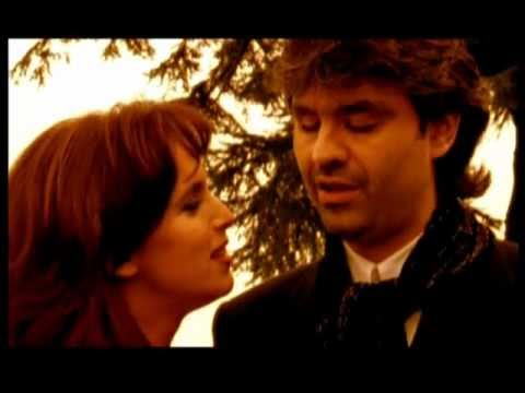 Andrea Bocelli: Vivo per lei Music Videos