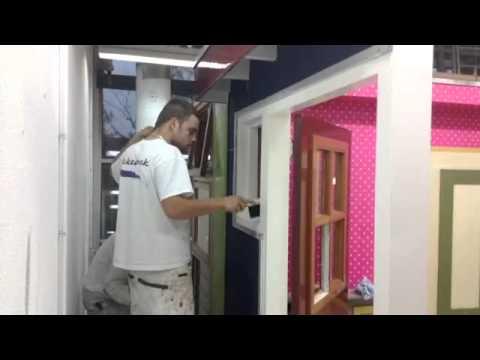 Schildersopleiding videolike for Interieur opleiding mbo