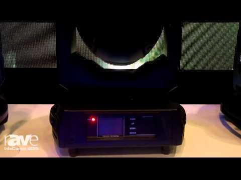 InfoComm 2015: AMPRO Highlights the Trio Lighting System