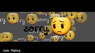 Sorry - Justin Bieber   Whatsapp Status Video   