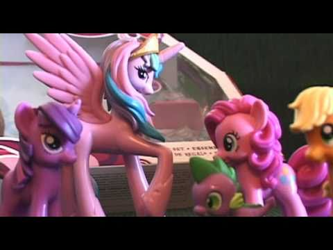 My Little Pony: Friendship is Magic Toy Review