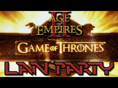 LAN Party: Game of Thrones with Age of Empires II HD - NODE