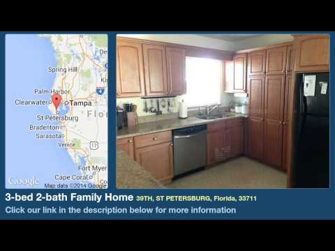 3-bed 2-bath Family Home for Sale in St Petersburg, Florida on florida-magic.com