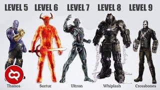 Thanos Mah Gak Ada Apa-Apanya..! 10 Musuh Superhero terkuat Di Jagat Marvel