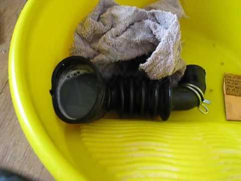 Ремонтируем стиральную машину своими руками. Атлант. Ошибка F4. Профилактика. Сливной насос.