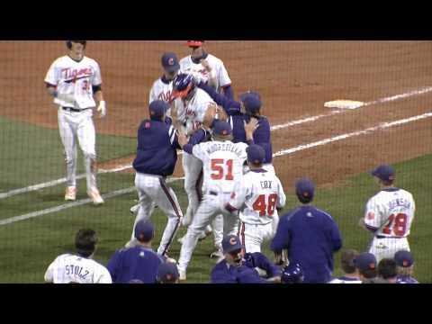 Clemson Tiger Baseball vs. Coastal Carolina Game Winner