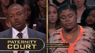 Man Cheated Because Woman Burned His Clothes (Full Episode) | Paternity Court