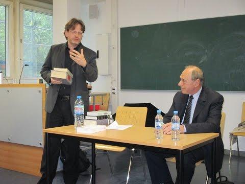 Conferencia Prof. Zaffaroni - CEDPAL - Uni Göttingen (Alemania)