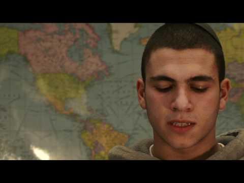 Students at Northwest Yeshiva High School Define American