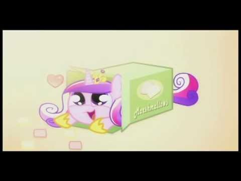 Ponies Sliding into Boxes +2snacks ending