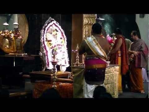 Ganesh Chaturthi Festival @ Shree Ghanapathy Temple Wimbledon, UK, 16-11-2012