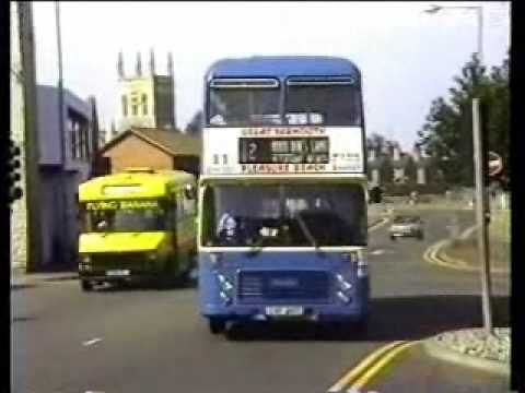 GT Yarmouth Transport 1991