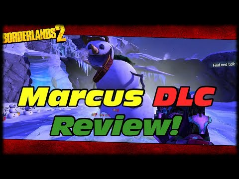 Borderlands 2 How Marcus Saved Mercenary Day Headhunter DLC Review Is It Worth $3?