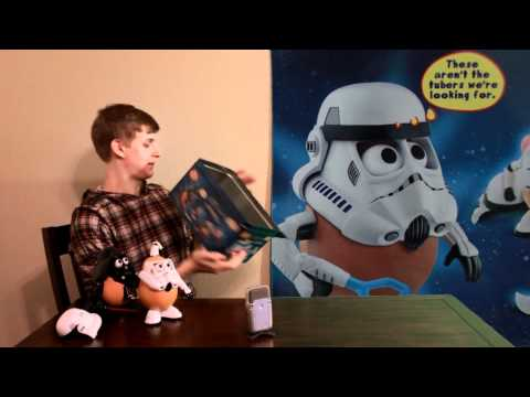 CGR Toys - STAR WARS MR. POTATO HEAD review