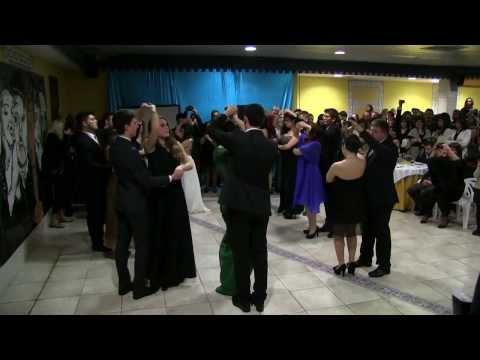 ESCOLAS DE MANGUALDE - Baile de Finalistas 2014
