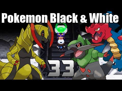 Pokémon Black & White - Episode 33 [Opelucid Gym]