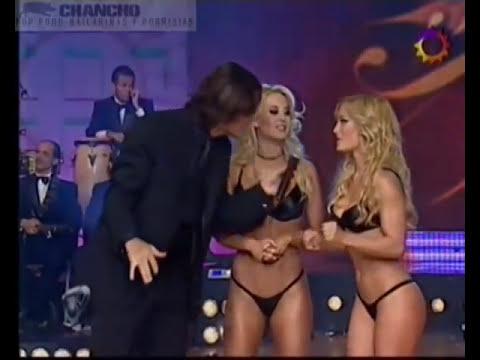 Jesica Cirio y Claudia Albertario Strip Dance (HD)
