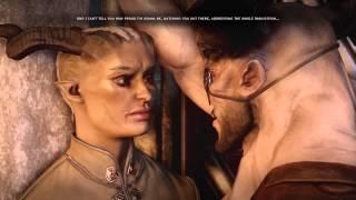 Dragon Age™: Inquisition-Iron Bull Romance-Female Qunari final