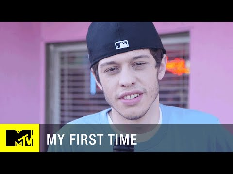 Pete Davidson on Manscaping | My First Time | MTV News