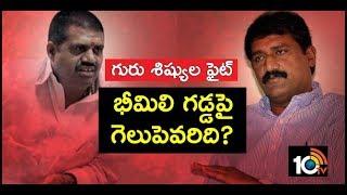 Ganta Srinivasa Rao Vs Avanthi Srinivas   Ready To Fight From Bhimili Constituency  News