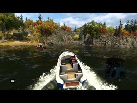Watch Dogs PC - Recreational Boat Trip - i7 4770K GTX 780 Ti - 1440p