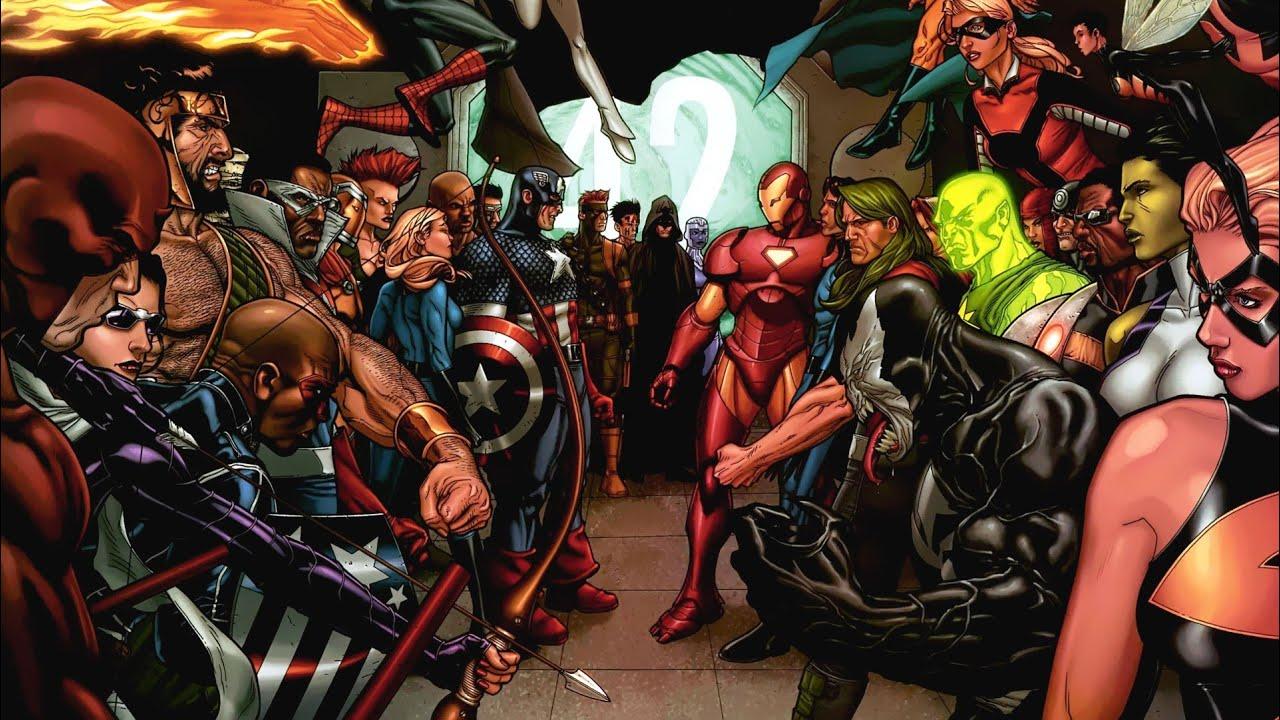 Descargar Imagenes de Marvel Comics Descargar Marvel Comics Civil