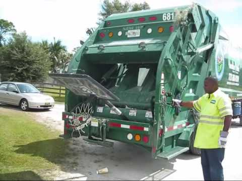 "TYPES OF ""GARBAGE TRUCK"""