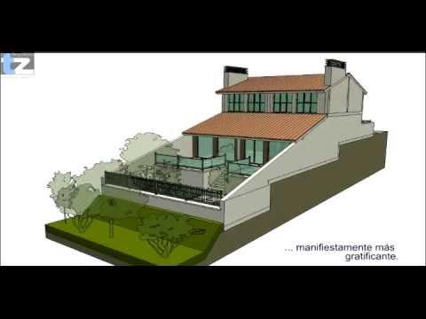 Proyectos arquitect nicos desde 3d presentaci n - Proyecto de casas ...