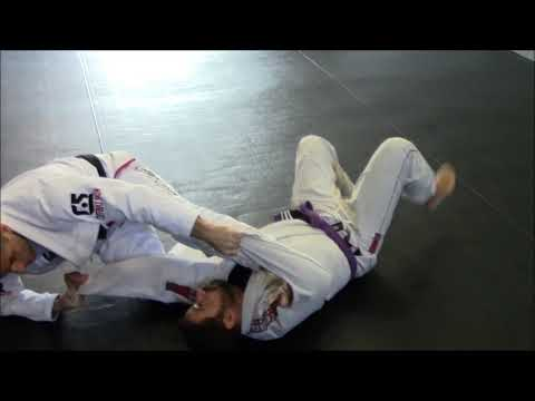 Spider guard sweep to armbar - BJJ spider guard sweeps - Part 2 of 2 Image 1