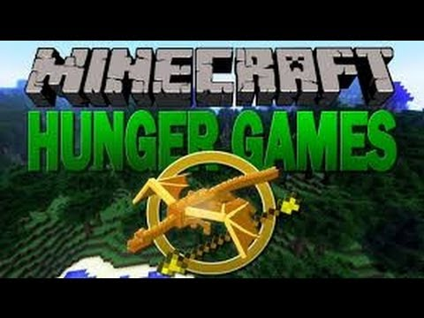 Minecraft HUNGER GAMES server ip 1.5.2