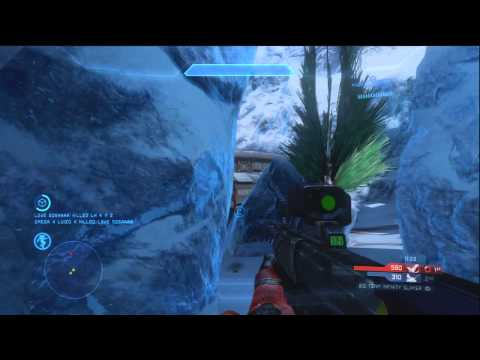 Halo 4: BTB IS THE BEST - Longbow [BesT MaN]